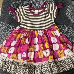 Wildflowers 12mth dress